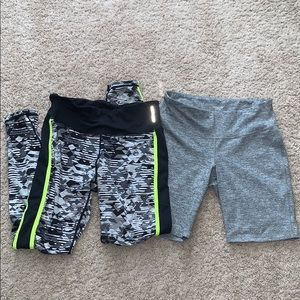 ⭐️2/$6, 3/$8, 4/$10 Workout- Legging & Biker Short